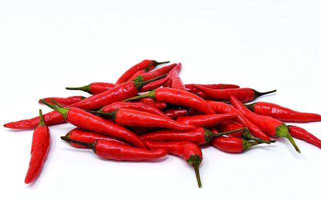 καυτερές-πιπεριές