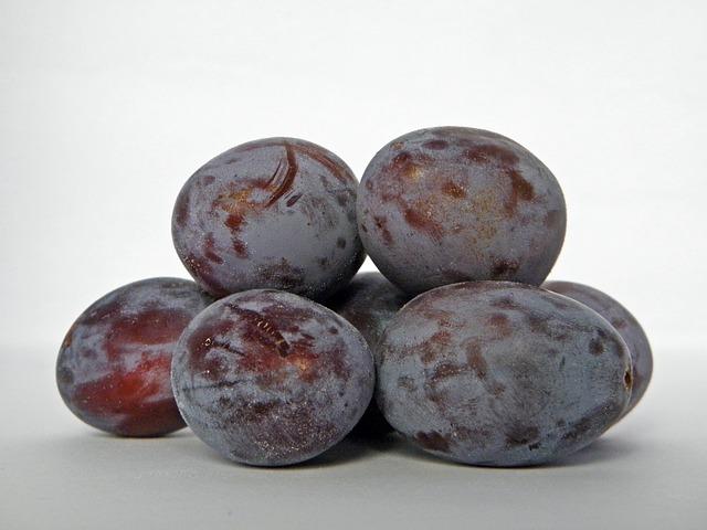 δαμάσκηνα-plums
